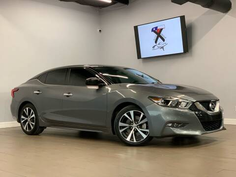 2017 Nissan Maxima for sale at TX Auto Group in Houston TX