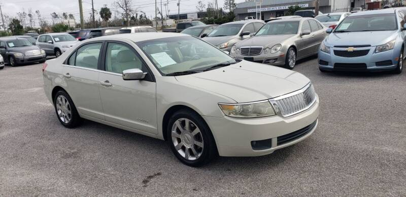 2006 Lincoln Zephyr for sale at Jamrock Auto Sales of Panama City in Panama City FL