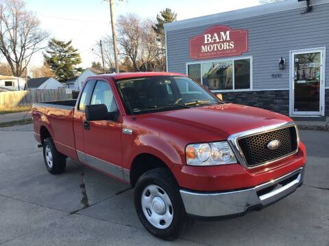 2007 Ford F-150 for sale at Bam Motors in Dallas Center IA
