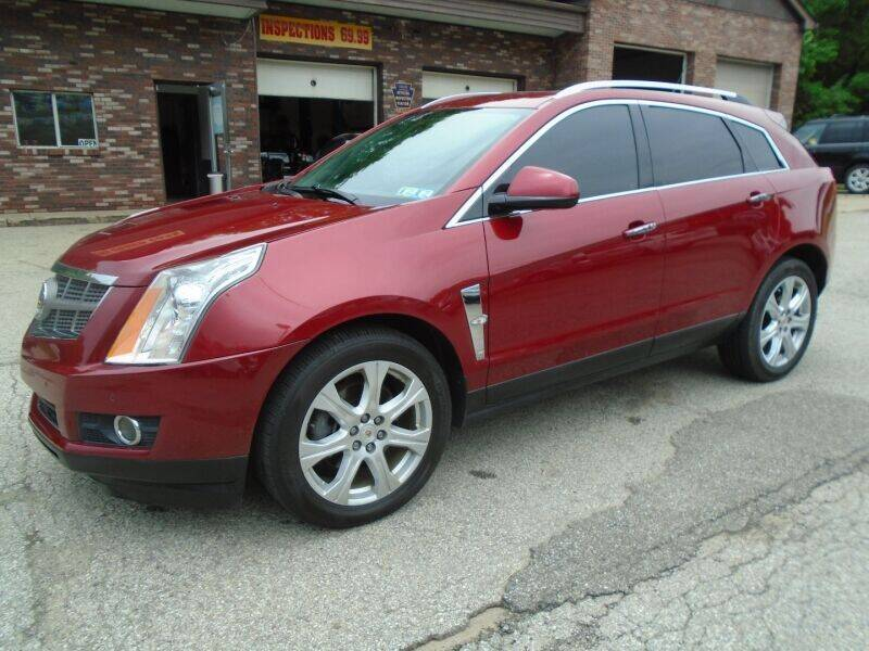 2010 Cadillac SRX for sale in Pittsburgh, PA