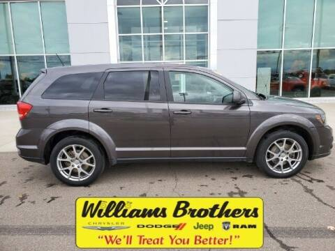 2017 Dodge Journey for sale at Williams Brothers - Pre-Owned Monroe in Monroe MI