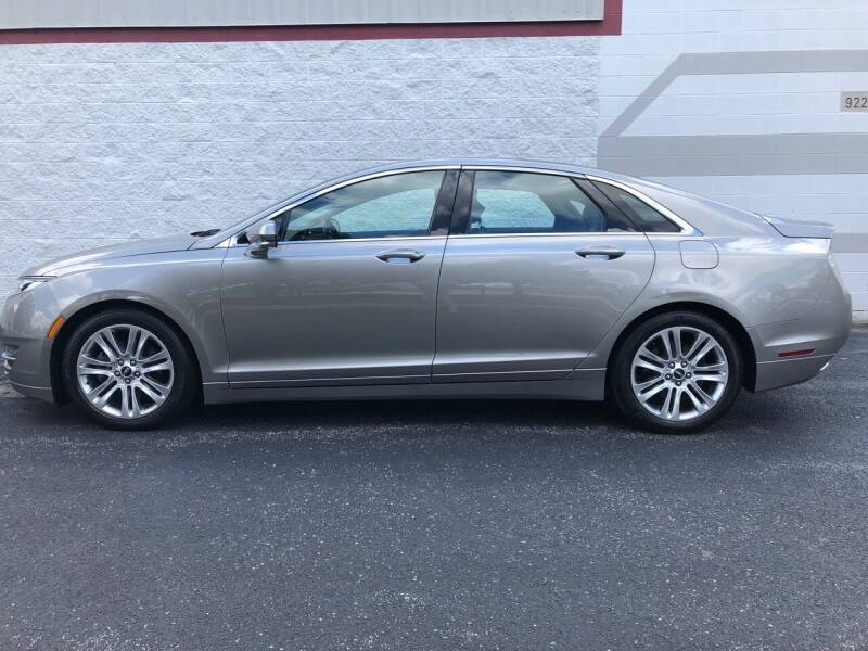 2016 Lincoln MKZ for sale at Ryan Motors in Frankfort IL