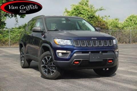 2019 Jeep Compass for sale at Van Griffith Kia Granbury in Granbury TX