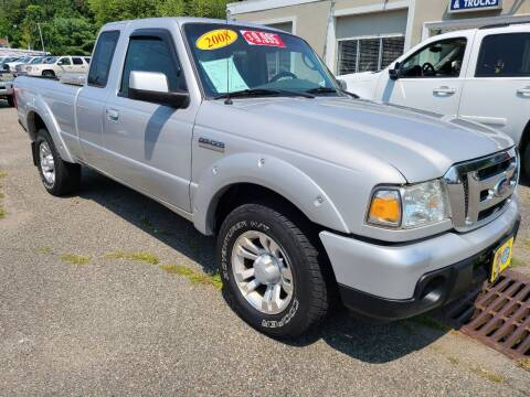 2008 Ford Ranger for sale at New Jersey Automobiles and Trucks in Lake Hopatcong NJ