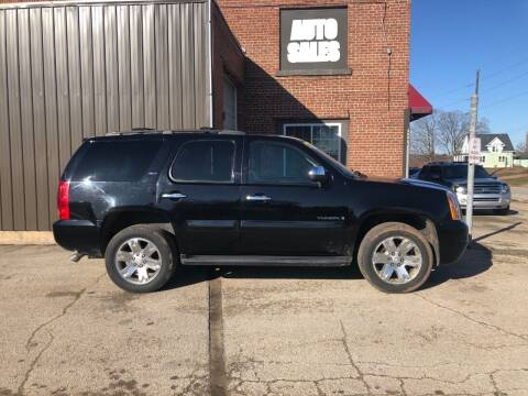 2007 GMC Yukon for sale at LeDioyt Auto in Berlin WI