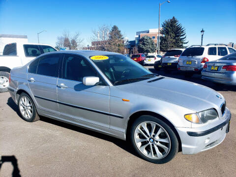 2005 BMW 3 Series for sale at J & M PRECISION AUTOMOTIVE, INC in Fort Collins CO
