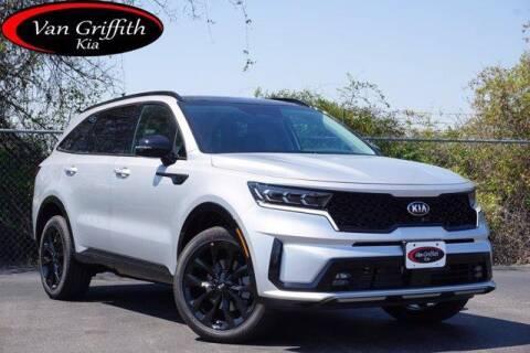 2021 Kia Sorento for sale at Van Griffith Kia Granbury in Granbury TX