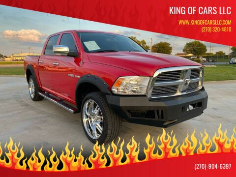 2009 Dodge Ram Pickup 1500 for sale at King of Cars LLC in Bowling Green KY