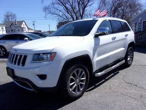 2014 Jeep Grand Cherokee for sale at Top Line Import in Haverhill MA