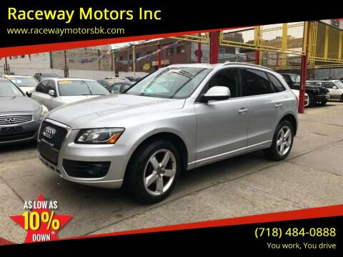 2011 Audi Q5 for sale at Raceway Motors Inc in Brooklyn NY