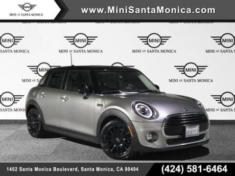 2019 MINI Hardtop 4 Door for sale at MINI OF SANTA MONICA in Santa Monica CA