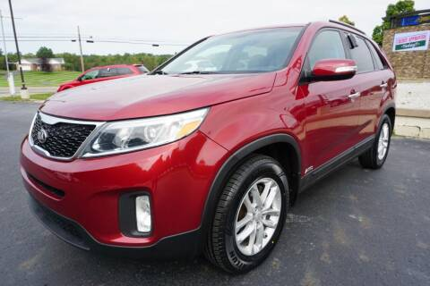 2015 Kia Sorento for sale at MyEzAutoBroker.com in Mount Vernon OH