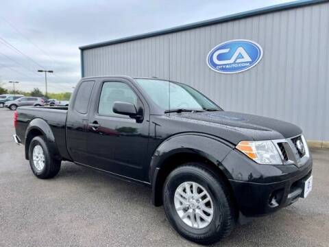 2018 Nissan Frontier for sale at City Auto in Murfreesboro TN