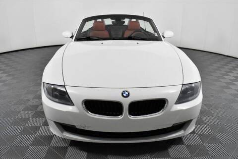 2007 BMW Z4 for sale at Southern Auto Solutions - Georgia Car Finder - Southern Auto Solutions-Jim Ellis Hyundai in Marietta GA