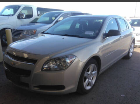2012 Chevrolet Malibu for sale at Bellevue Motors in Bellevue NE
