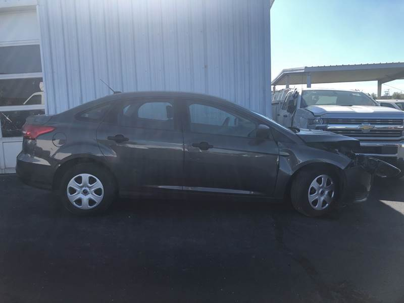 2016 Ford Focus for sale at B & W Auto in Campbellsville KY
