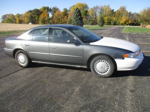 2005 Buick Century for sale at Crossroads Used Cars Inc. in Tremont IL
