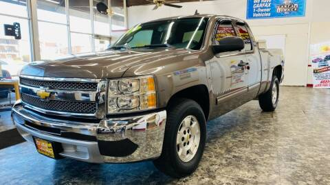 2012 Chevrolet Silverado 1500 for sale at TOP YIN MOTORS in Mount Prospect IL