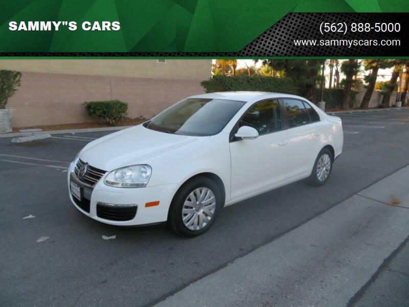 "2010 Volkswagen Jetta for sale at SAMMY""S CARS in Bellflower CA"