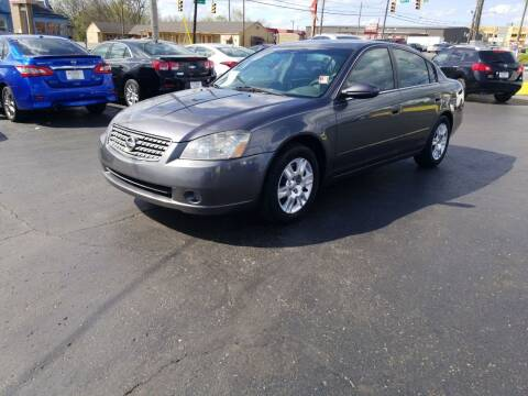 2005 Nissan Altima for sale at Rucker's Auto Sales Inc. in Nashville TN
