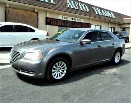2011 Chrysler 300 for sale at DESERT AUTO TRADER in Las Vegas NV