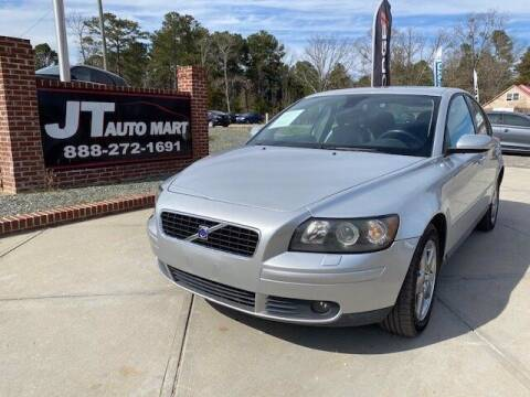 2006 Volvo S40 for sale at J T Auto Group in Sanford NC