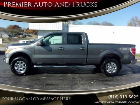2010 Ford F-150 for sale at Premier Auto And Trucks in Independence MO