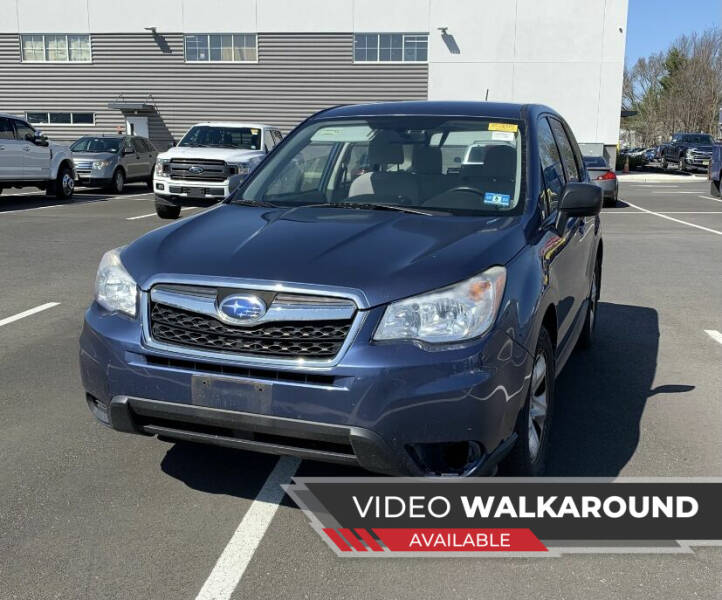 2014 Subaru Forester for sale at Eastclusive Motors LLC in Hasbrouck Heights NJ