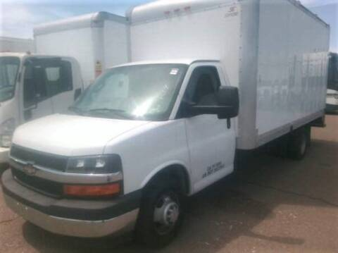 2017 Chevrolet Express Cutaway for sale at KA Commercial Trucks, LLC in Dassel MN