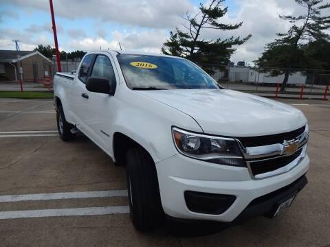 2016 Chevrolet Colorado for sale at Vail Automotive in Norfolk VA