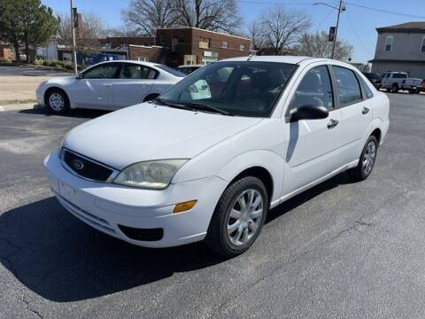 2006 Ford Focus for sale at JC Auto Sales in Belleville IL