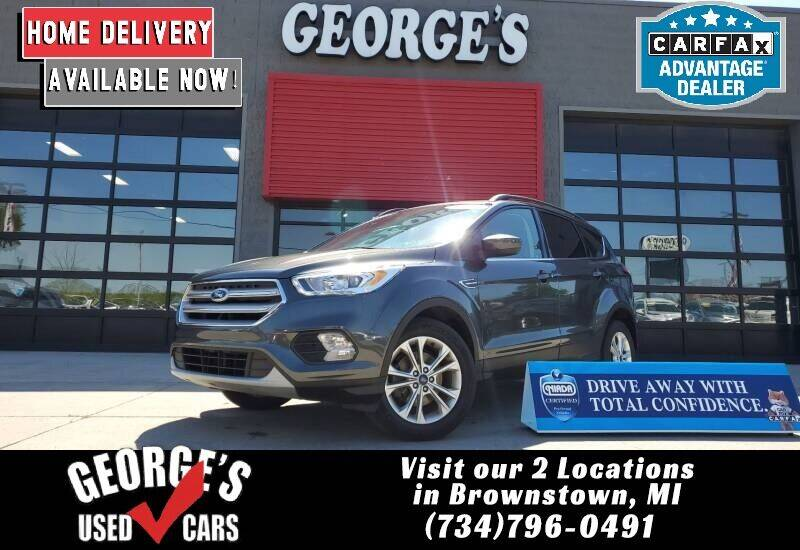 2017 Ford Escape for sale at George's Used Cars - Telegraph in Brownstown MI