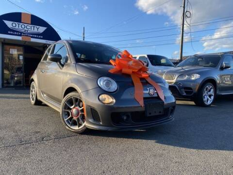 2015 FIAT 500 for sale at OTOCITY in Totowa NJ