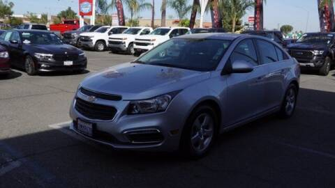2016 Chevrolet Cruze Limited for sale at Choice Motors in Merced CA