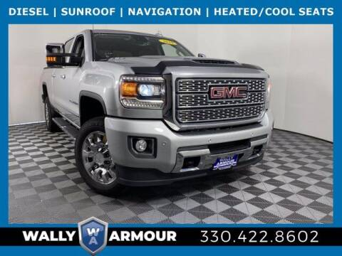 2019 GMC Sierra 2500HD for sale at Wally Armour Chrysler Dodge Jeep Ram in Alliance OH