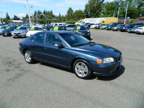 2008 Volvo S60 for sale at J & R Motorsports in Lynnwood WA