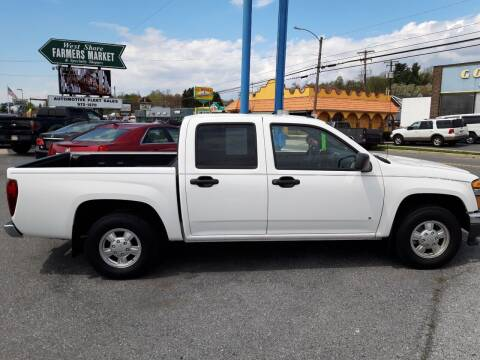 2008 GMC Canyon for sale at Automotive Fleet Sales in Lemoyne PA
