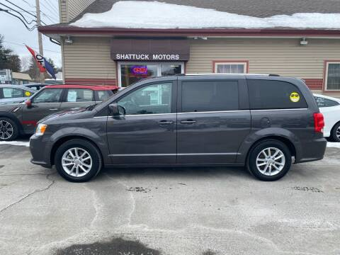 2019 Dodge Grand Caravan for sale at Shattuck Motors in Newport VT
