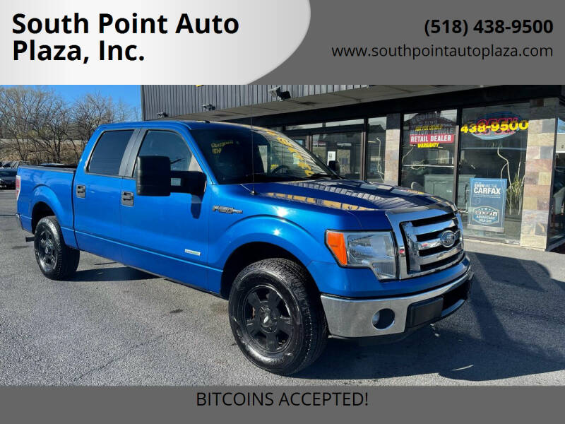 2011 Ford F-150 for sale at South Point Auto Plaza, Inc. in Albany NY