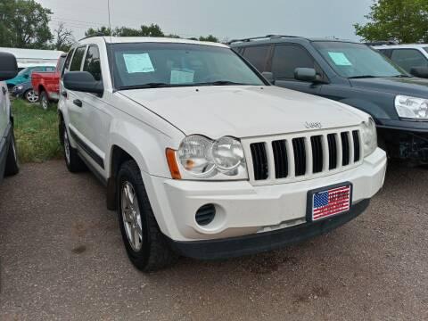 2006 Jeep Grand Cherokee for sale at L & J Motors in Mandan ND
