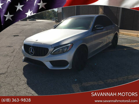2015 Mercedes-Benz C-Class for sale at Savannah Motors in Cahokia IL