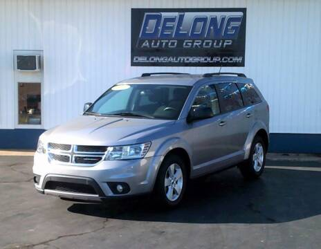 2018 Dodge Journey for sale at DeLong Auto Group Kokomo in Kokomo IN