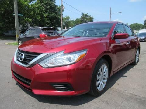 2018 Nissan Altima for sale at PRESTIGE IMPORT AUTO SALES in Morrisville PA