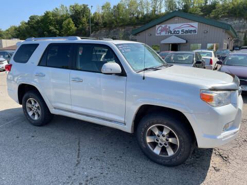 2010 Toyota 4Runner for sale at Gilly's Auto Sales in Rochester MN
