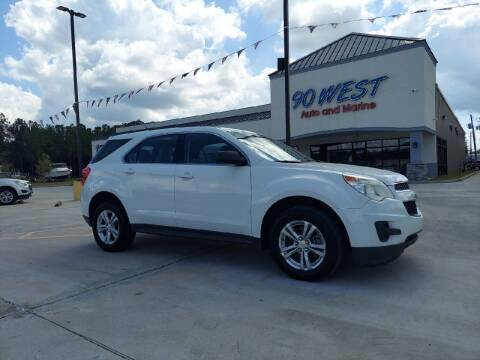2014 Chevrolet Equinox for sale at 90 West Auto & Marine Inc in Mobile AL