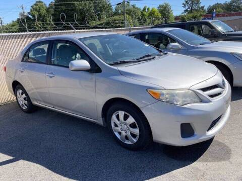 2011 Toyota Corolla for sale at CBS Quality Cars in Durham NC