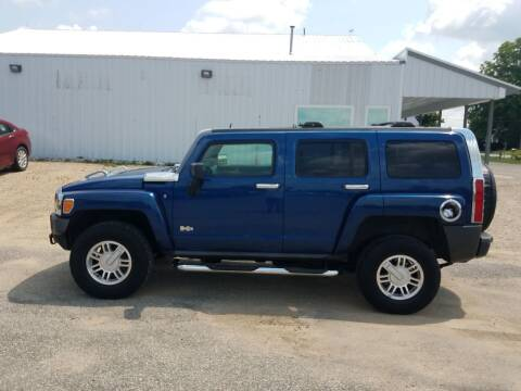 2006 HUMMER H3 for sale at Steve Winnie Auto Sales in Edmore MI
