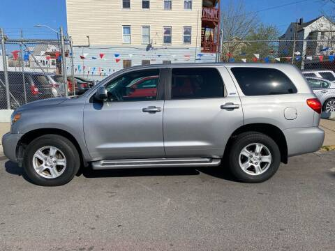 2009 Toyota Sequoia for sale at G1 Auto Sales in Paterson NJ