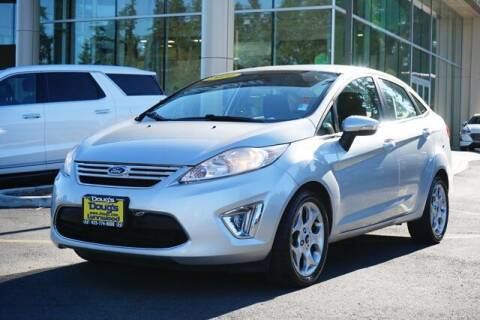 2011 Ford Fiesta for sale at Jeremy Sells Hyundai in Edmonds WA