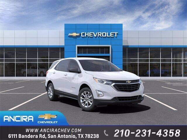 2021 Chevrolet Equinox for sale in San Antonio, TX
